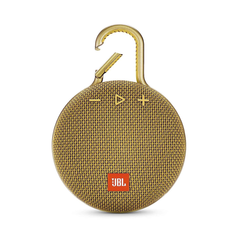 JBL Clip 3 Ultra-Portable Wireless Bluetooth Speaker With