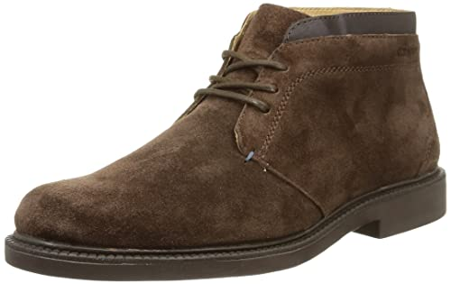 022b88aec933 Sebago Men s Turner Chukka Boots with Lace Brown in Size US ...