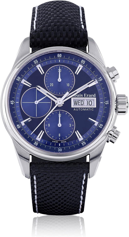 Louis Erard Reloj automático Man Heritage 42 mm