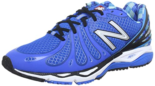 New Balance M890 D - Zapatillas de correr de material sintético hombre, azul - Blau (GAR3 BLUE 5), 40.5: Amazon.es: Zapatos y complementos