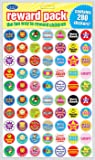 280 Childrens Reward Stickers for Kids Motivation , Merit / Praise School Teacher Labels