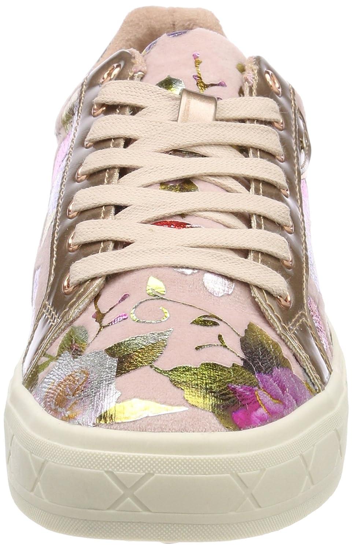 Tamaris Damen 23732 Sneaker, Sneaker, 23732 Gold Pink (Rose Flower) c691a5