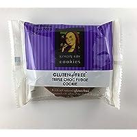 Byron Bay Cookie Company Byron Bay Gluten Free Triple Chocolate Fudge Cookies, 60 g
