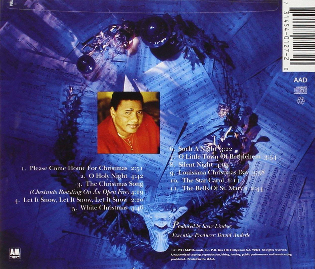 Aaron Neville - Aaron Neville's Soulful Christmas - Amazon.com Music