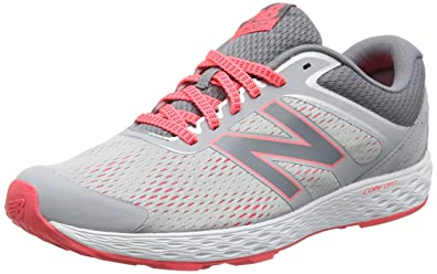 0af019c97528 New Balance Women's 520 Training Running Shoes, Multicolor (Grey/Pink 026),