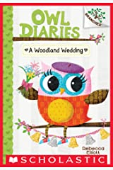 A Woodland Wedding: A Branches Book (Owl Diaries #3) Kindle Edition