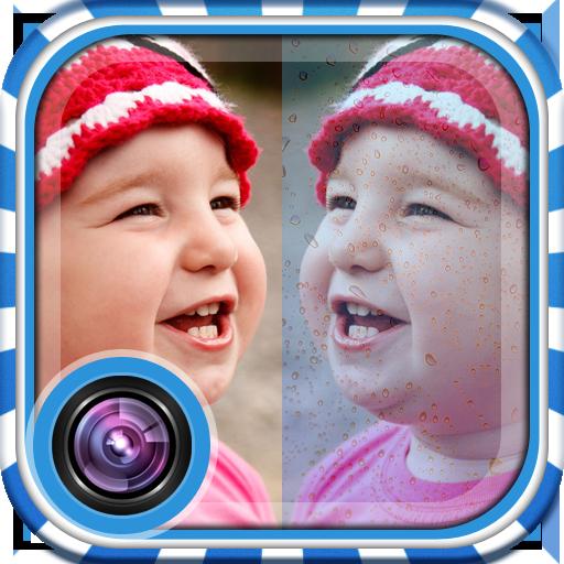 Glass Photo Reflections - Photo Reflection App