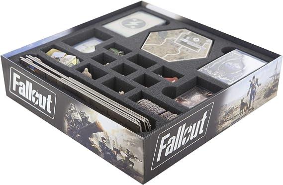 Feldherr Foam Tray Value Set Compatible with Fallout Board Game Box: Amazon.es: Juguetes y juegos
