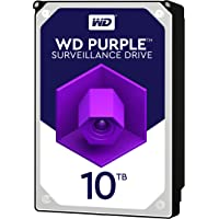 "Western Digital WD Purple 3.5"" 10TB Internal Hard Drive"