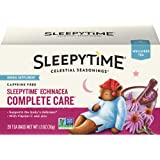 Celestial Seasonings Wellness Tea, Sleepytime Echinacea Complete Care, 20 Count