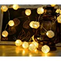 DecorNova 30 LED 19.7-Ft Battery Operated String Lights Set