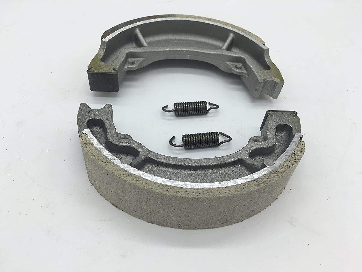 Rear Drum Brake Shoes Pads for GY6 150cc Scooter Moped Taotao Roketa Jonway Ice Peace