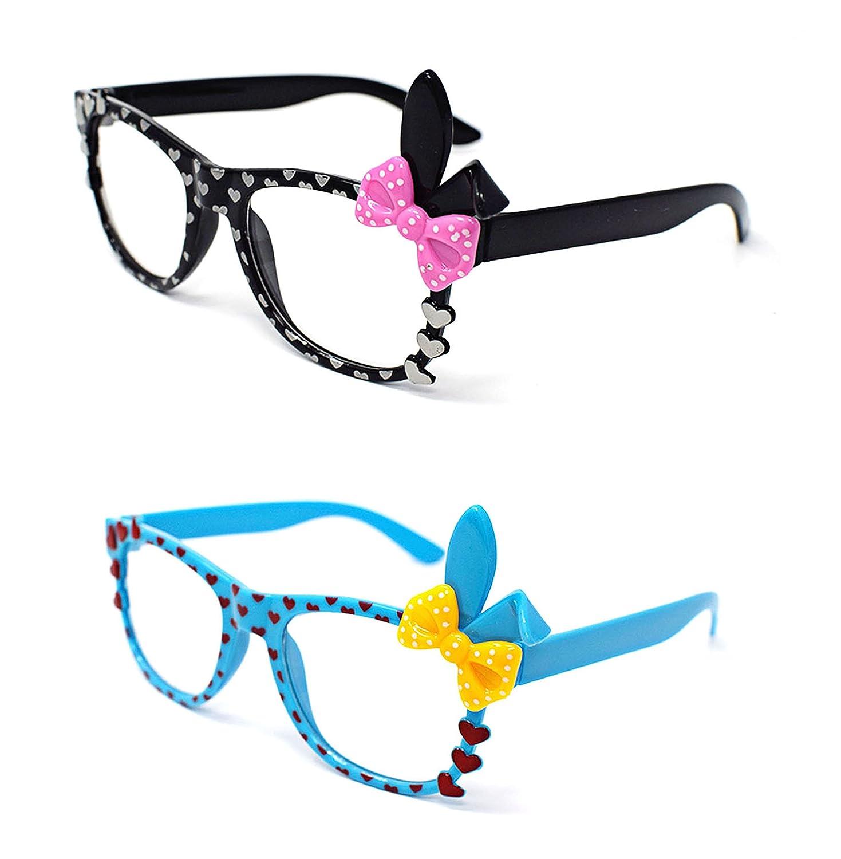 UltraByEasyPeasyStore Ultra ® 2 Paare von niedlichen 3D Multi Color ...