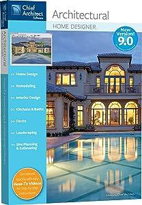 Chief Architect Architectural Home Designer 9.0 [OLD VERSION]