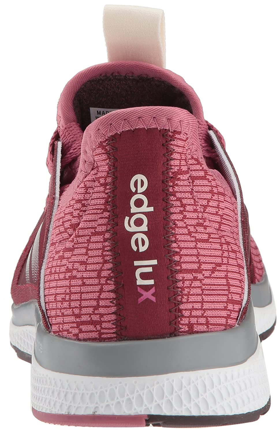 new arrival dfaba 1ed20 Amazon.com  adidas Womens Edge Lux W Running Shoe  Shoes