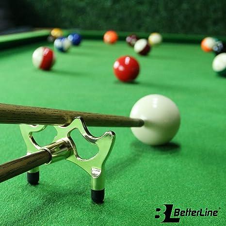 Dongyue Spider Rest Head Pool Billiard Bridge Stick Spider Cross Bridge Headrest Holder fit for Snooker or Pool