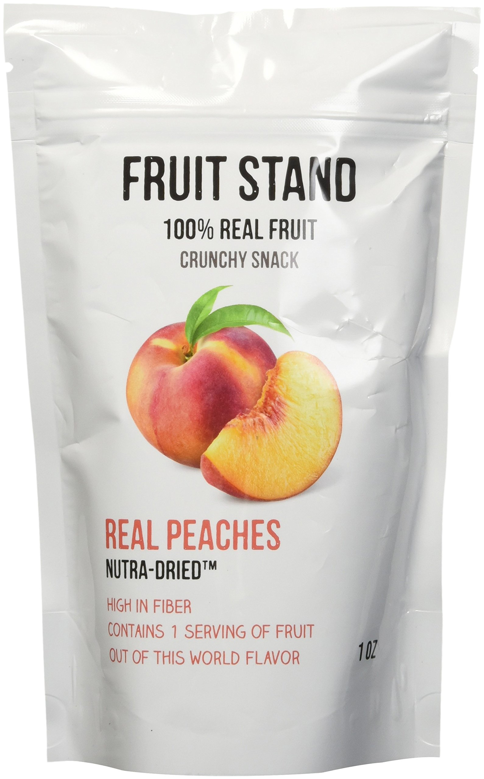 Fruit Stand Real Peaches, 1 ounce