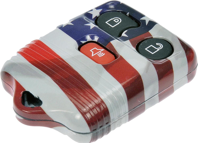 Dorman 13625US American Flag Keyless Remote Case