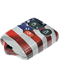 Dorman 13625US American Flag Keyless Remote Case