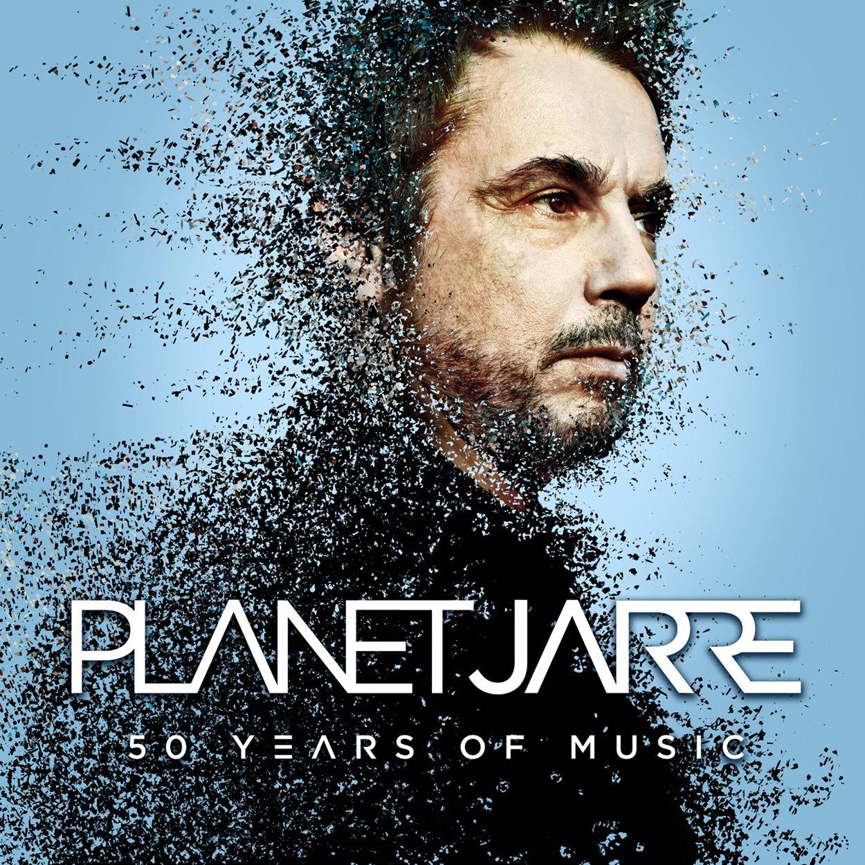 CD : Jean-Michel Jarre - Planet Jarre (Deluxe Edition, United Kingdom - Import)