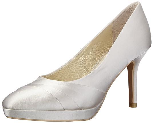 Cerrado Y Wedding Zapatos Menbur Mujer Amina Complementos Amazon es w4RR01qx