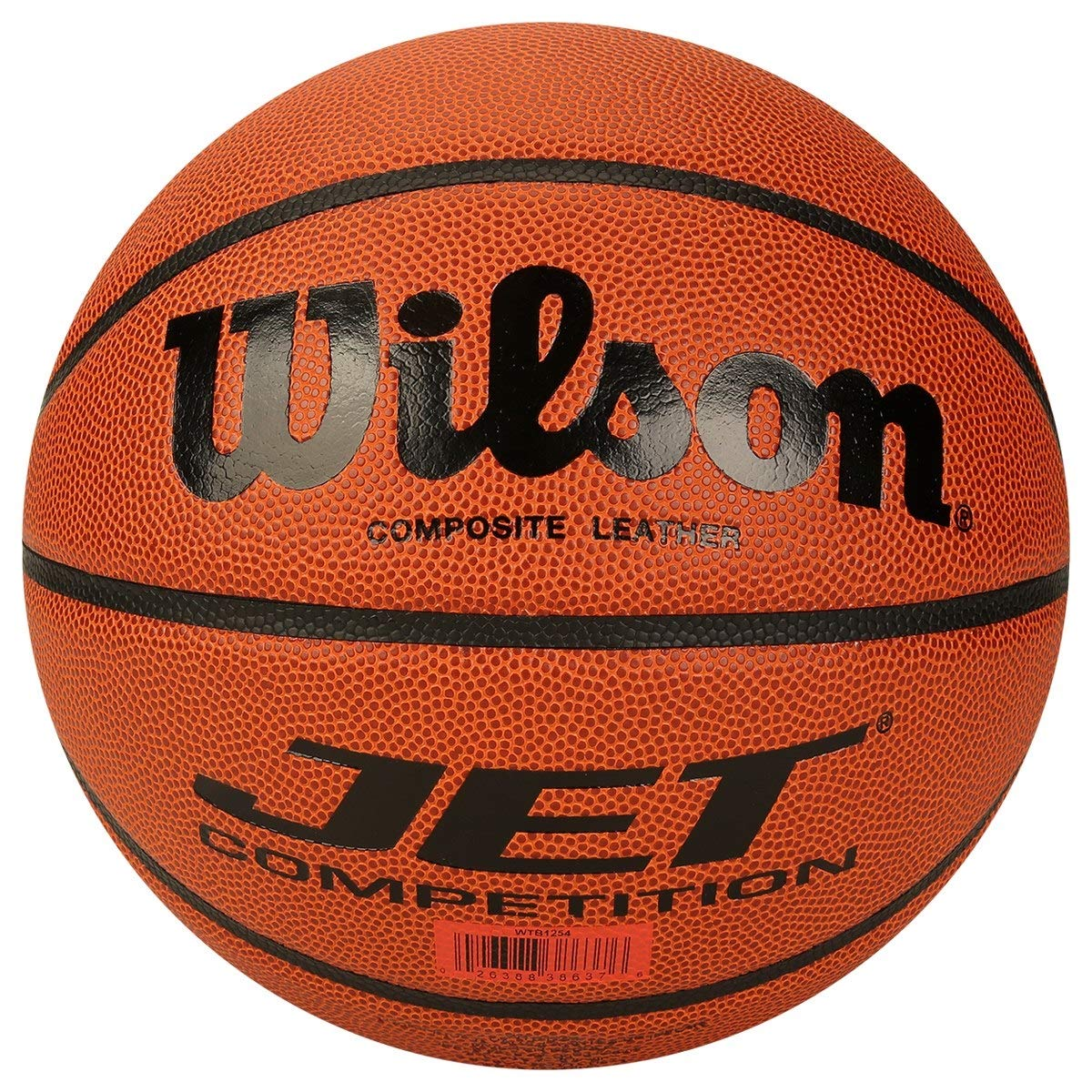 8a0faa1a318 Amazon.com : Wilson Jet Competition Basketball : Sports & Outdoors