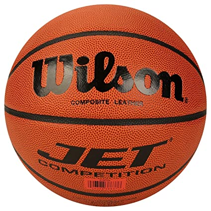 c3b568809c0 Image Unavailable. Image not available for. Color: Wilson Jet Competition  Basketball