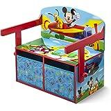 Delta Enterprises Mickey Mouse - Pupitre 3 en 1 Mickey
