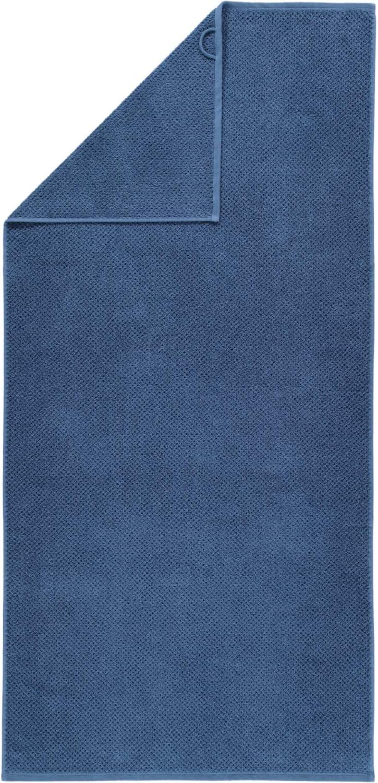 129 Waschhandschuh 16x22 cm s.Oliver Handt/ücher Uni 3500 Saphir