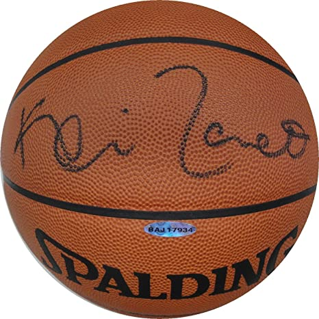new style 898bd 51f88 Kevin Garnett Hand Signed Autographed Official Basketball ...