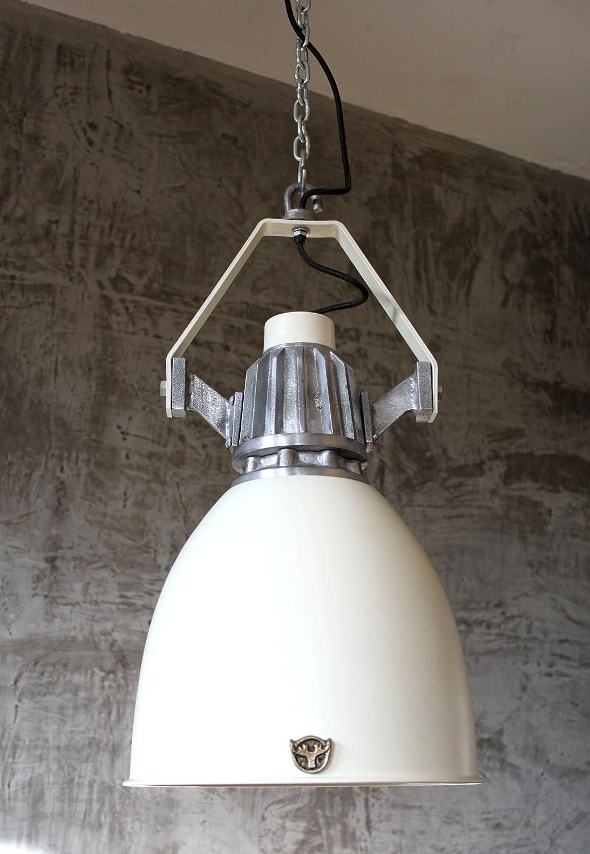 Lámpara de techo fábrica lámpara Crema: Amazon.es: Iluminación