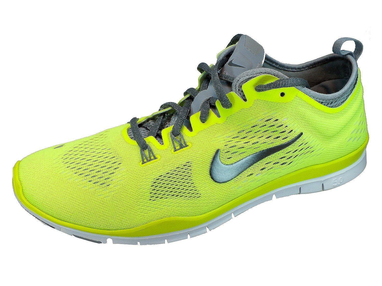 Nike Free 5.0 TR Fit 4 PRT 629496 Gelb 700 Sneaker, Größe