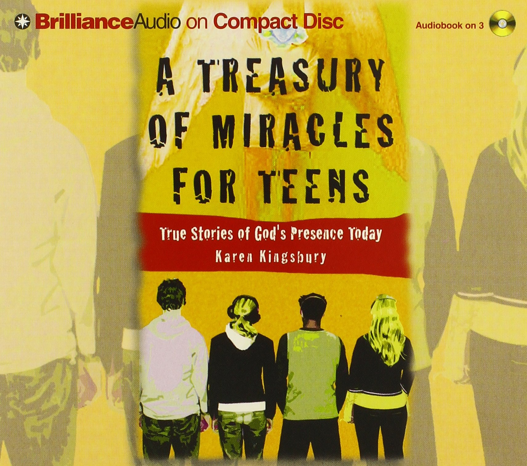 Treasury of Miracles for Teens, A: True Stories of God's Presence Today