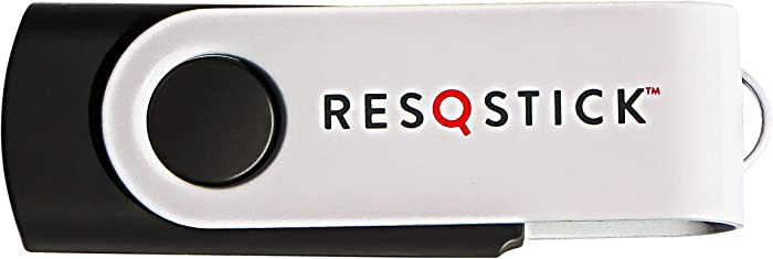 ResQstick Data Recovery USB for Data Rescue and Hard Drive Recovery