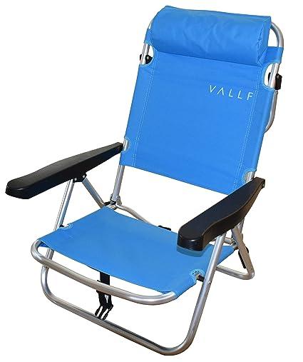 Amazon.com: VALLF - Mochila de 4 posiciones de aluminio ...