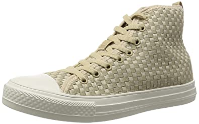 67e42feb0a8 People Footwear Men s Phillips High Woven Beachwalk Brown Picket White ...