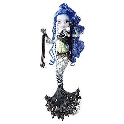 Monster High Freaky Fusion Sirena von Boo Doll (Discontinued by manufacturer): Toys & Games [5Bkhe0201117]