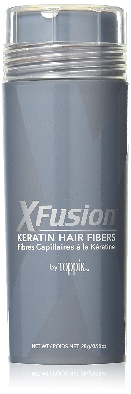 Toppik Xfusion Keratin Hair Fibers Large Size Auburn, 1 Count, 28g/0.98oz XFEA