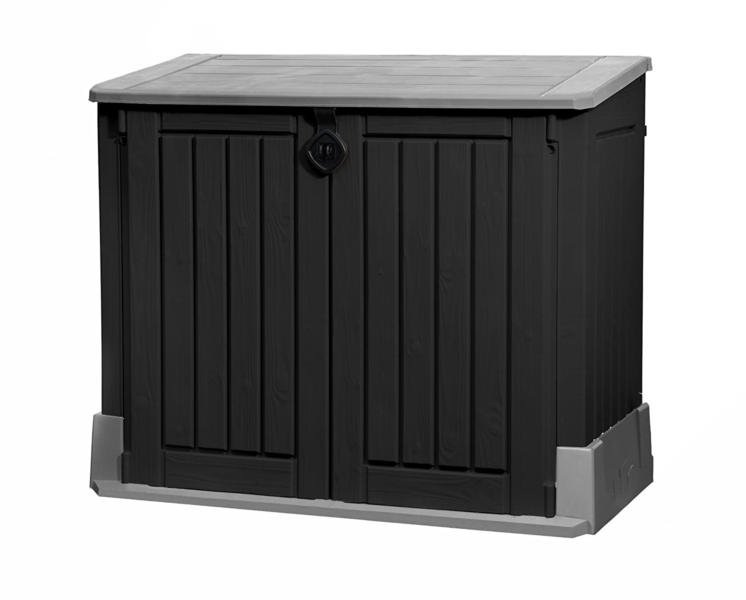 #Keter Store it Out Midi, Schwarz, 845L#