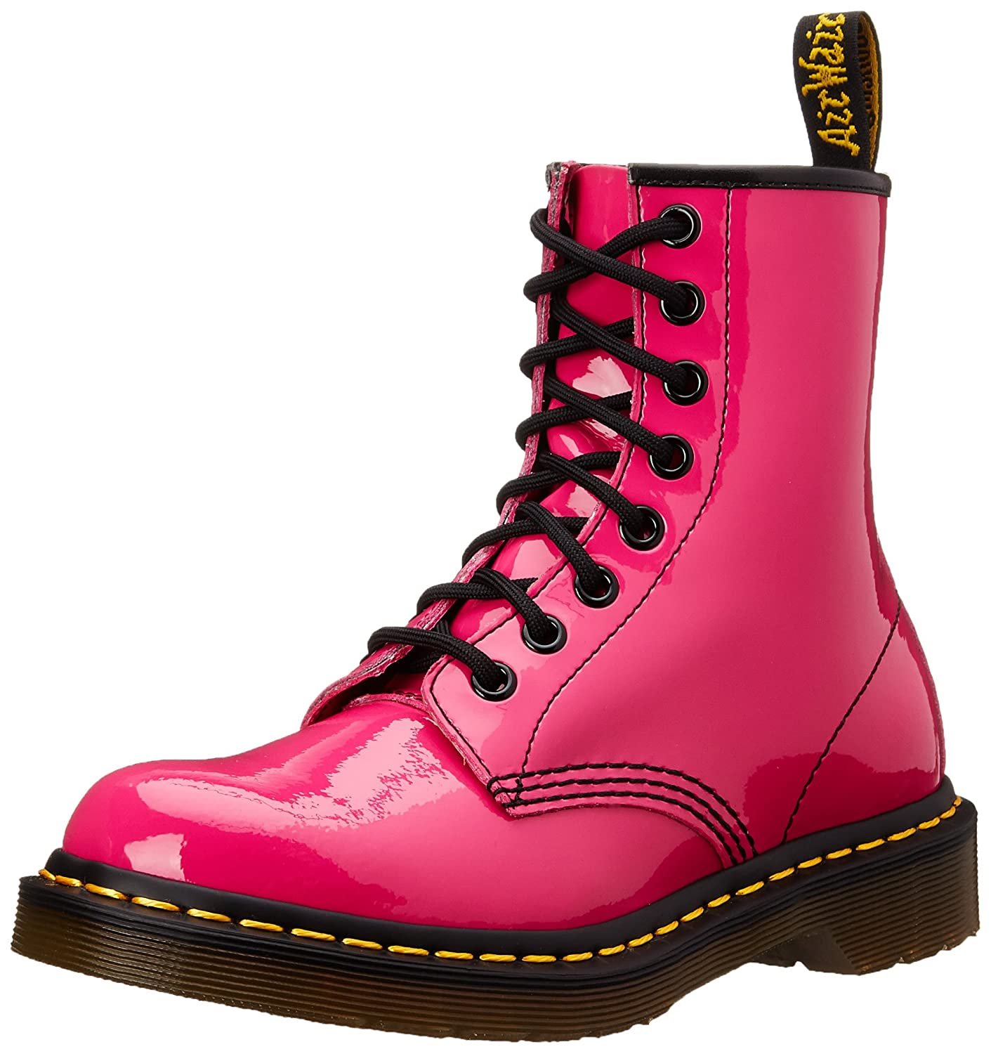 Dr. Martens Bottines 1460, Bottines Femme Pink) Rose 19699 (Hot Pink) 3e0bf94 - automatisms.space