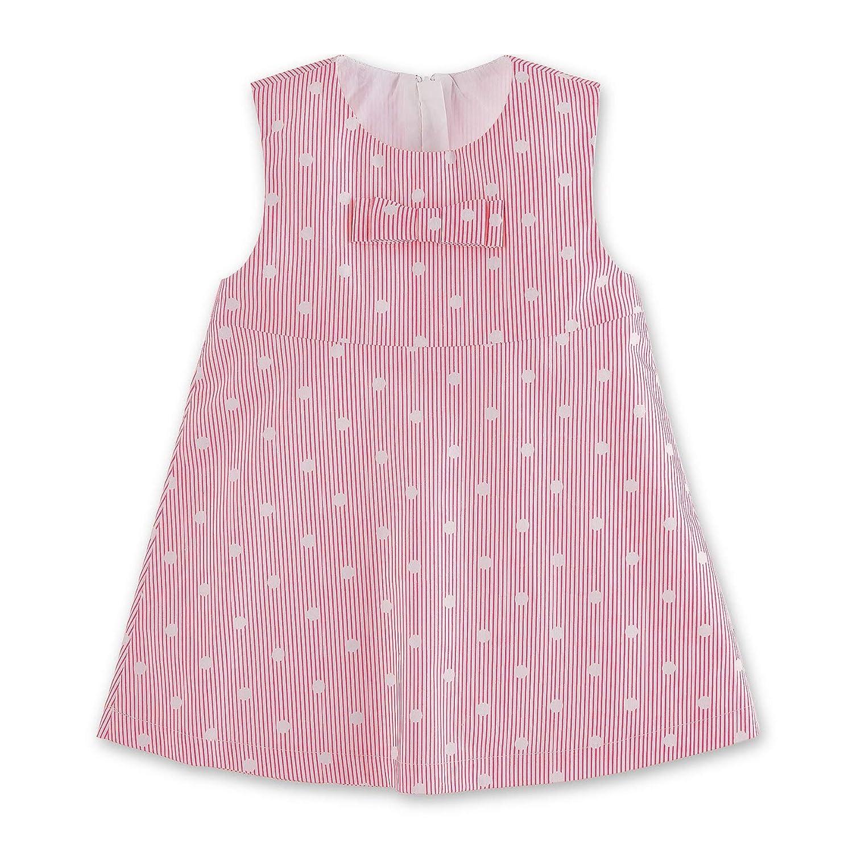 Sterntaler Baby-M/ädchen Dress Kleid
