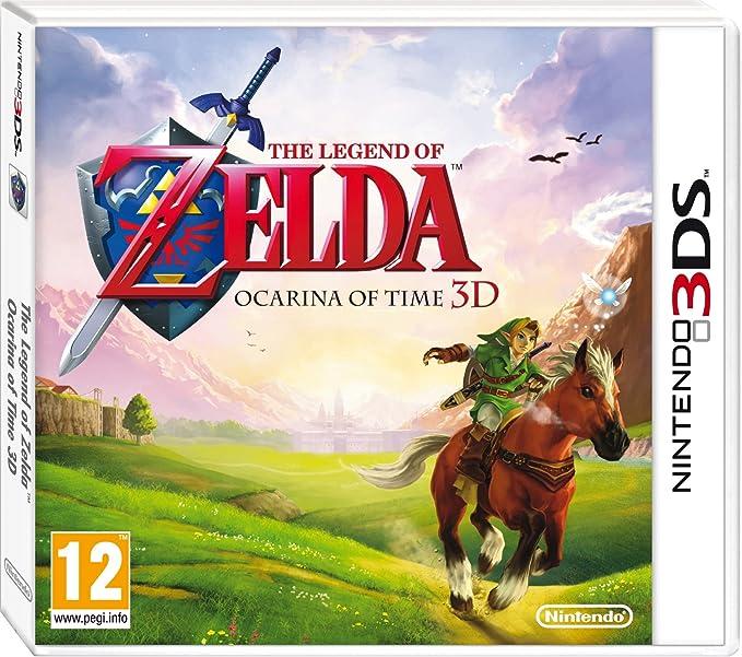 The Legend of Zelda: Ocarina of Time 3D (Nintendo 3DS)[Importación ...