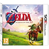 The Legend of Zelda : Ocarina of Time 3D [import anglais]