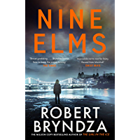 Nine Elms: The thrilling first book in a brand-new, electrifying crime series (Kate Marshall 1)