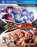 Street Fighter X Tekken Playstation Vita - PlayStation Portable Standard Edition