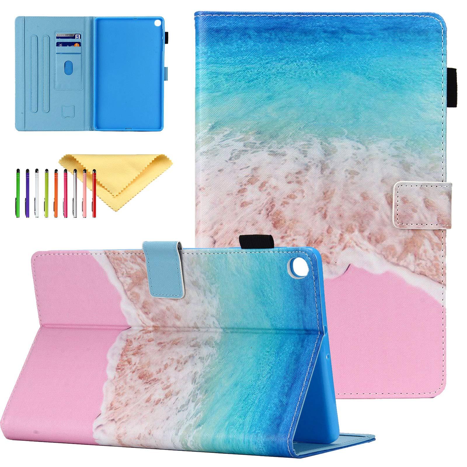 Funda Samsung Galaxy Tab A 10.1 SM-T510 (2019) COOKK [7V7FFHTW]