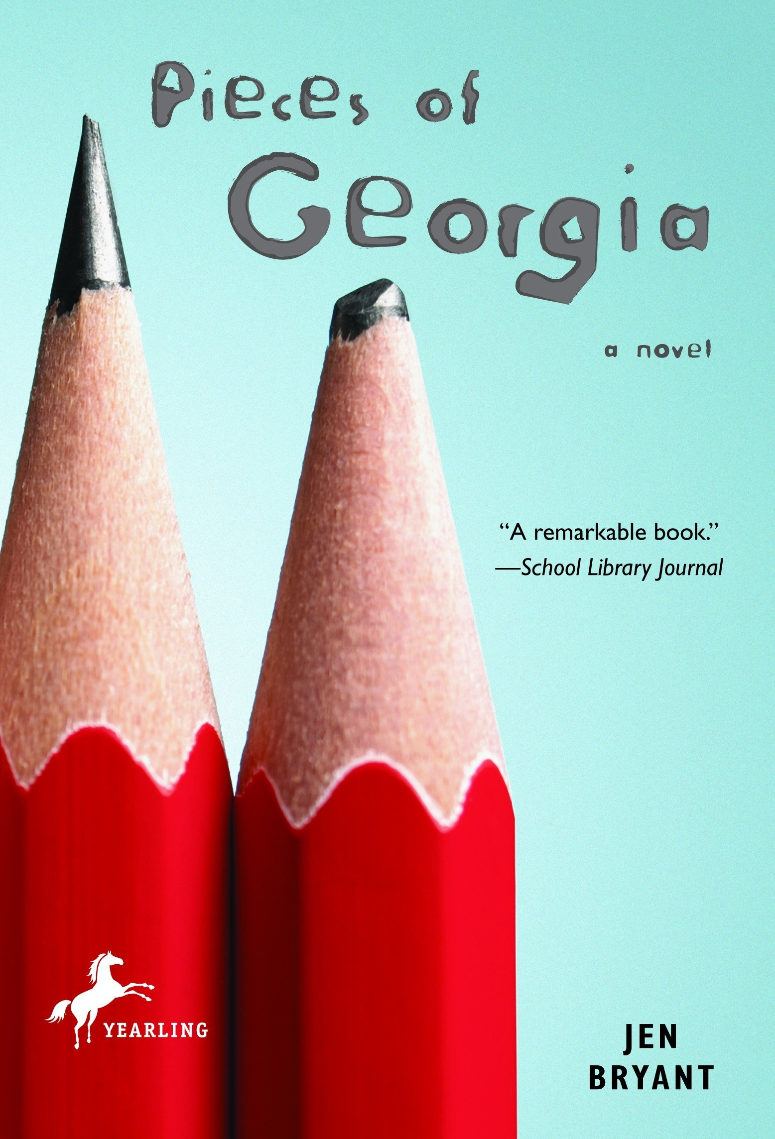 Image result for pieces of georgia by jen bryant