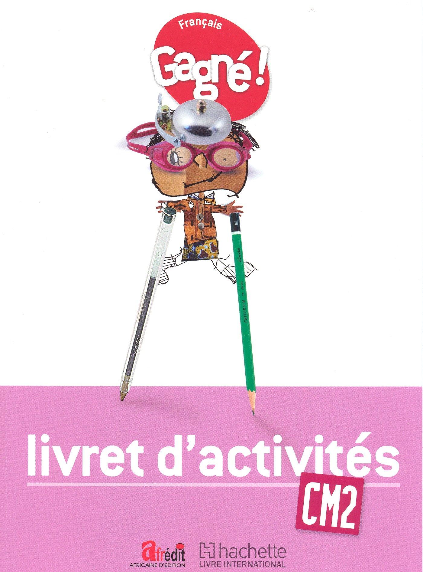 Amazon Fr Gagne Francais Cm2 Livret D Activites