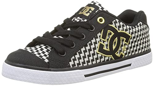 DC Shoes, Chelsea Tx Se, Zapatillas, Mujer: DC Shoes: Amazon.es: Zapatos y complementos
