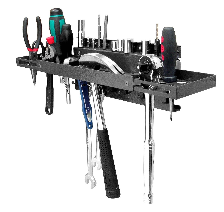 Triton Produkte kti-72465 MagClip Magnetische Multifunktions-Werkzeug Multifunktions-Werkzeug Multifunktions-Werkzeug Halter 20 W von 12,7 cm D von 12 cm H, schwarz Stahl B001R0QUMY | Spielen Sie Leidenschaft, spielen Sie die Ernte, spielen Sie die Welt  b5b382